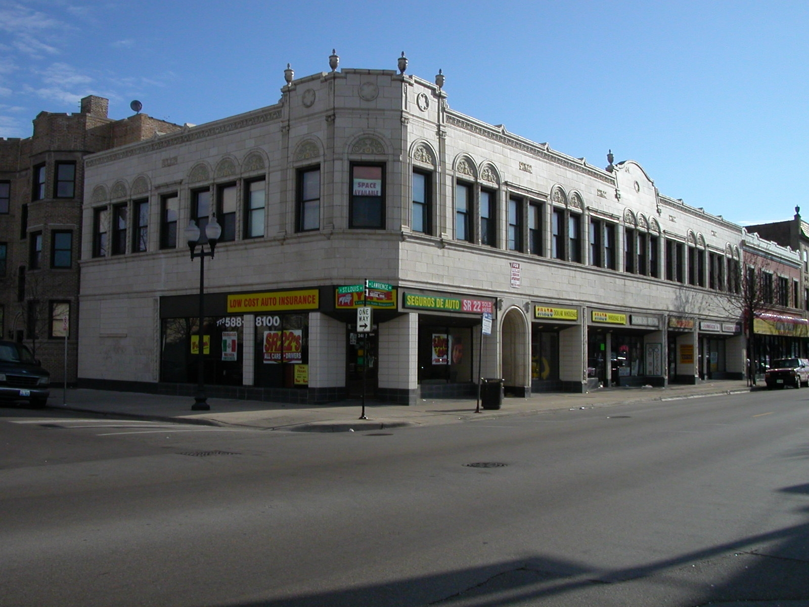 3448-3462 West Lawrence Avenue, Chicago, IL